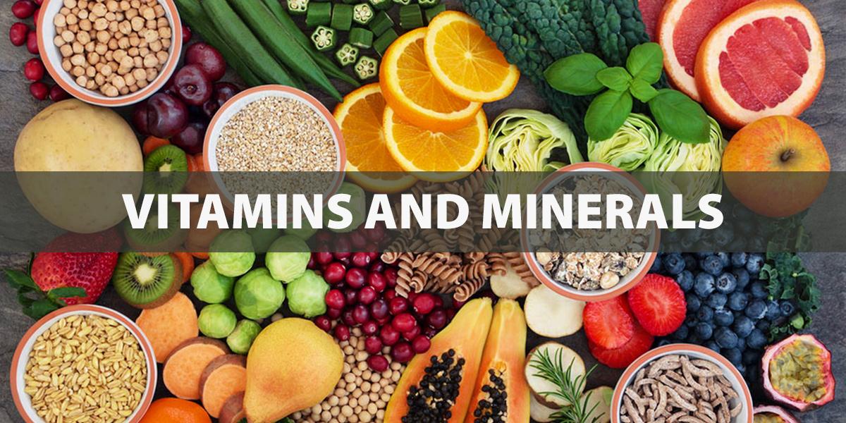 19 ключови витамини и минерали, от които се нуждае тялото ви – част 2