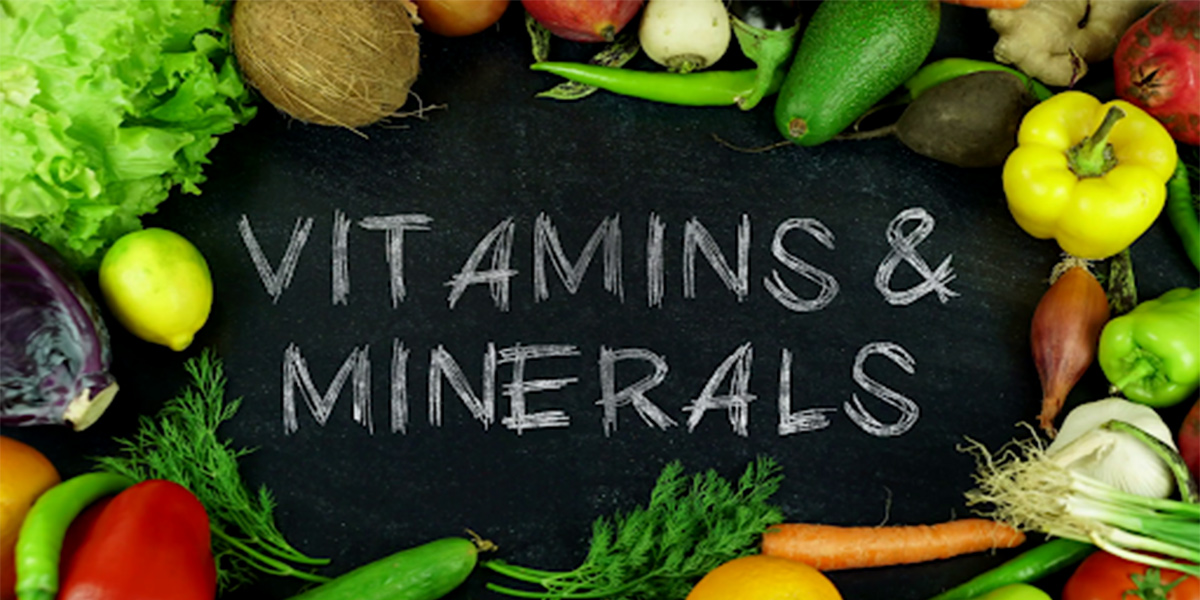 19 ключови витамини и минерали, от които се нуждае тялото ви – част 1