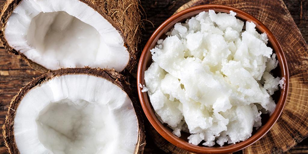 Нерафинирано кокосово масло