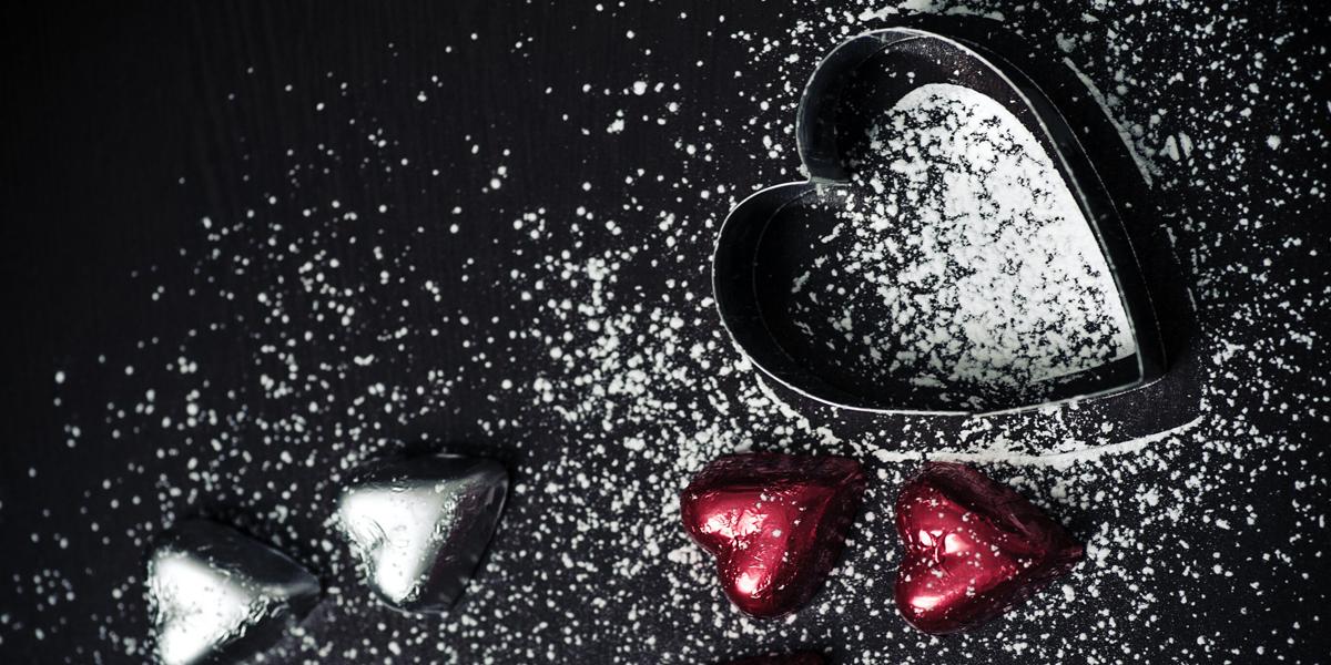 Безпокойството обича захар!